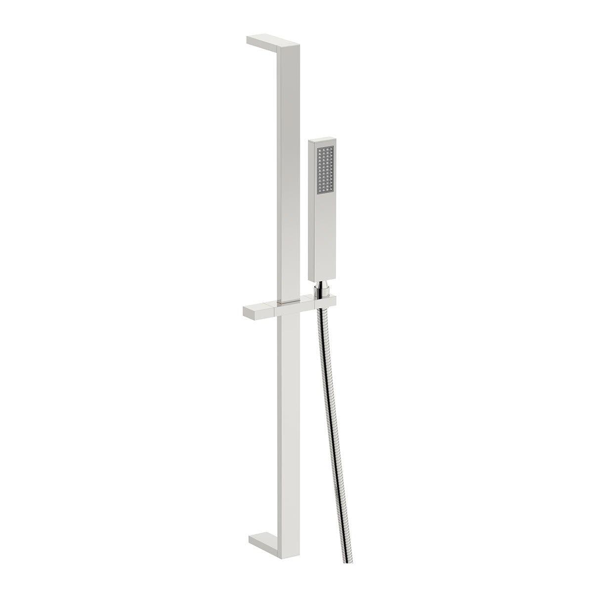 Shower slider rails