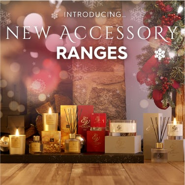 Find out more about our NEW accessory ranges
