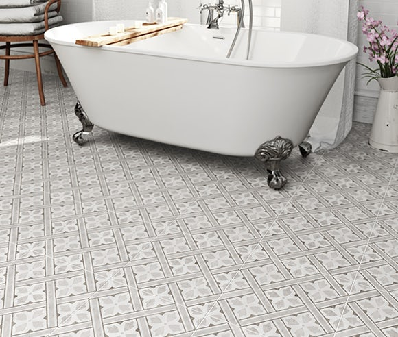Laura Ashley tile range