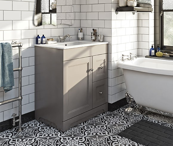 Winchester bathroom furniture