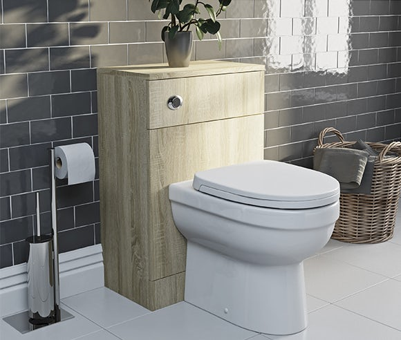Save up to 60% on contemporary toilet sets