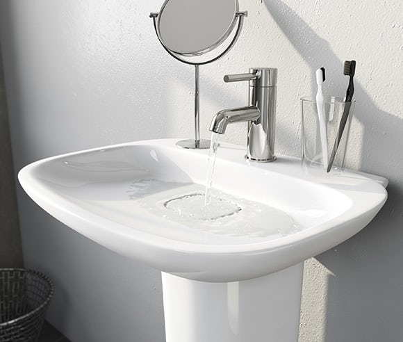 Free tap with selected basins