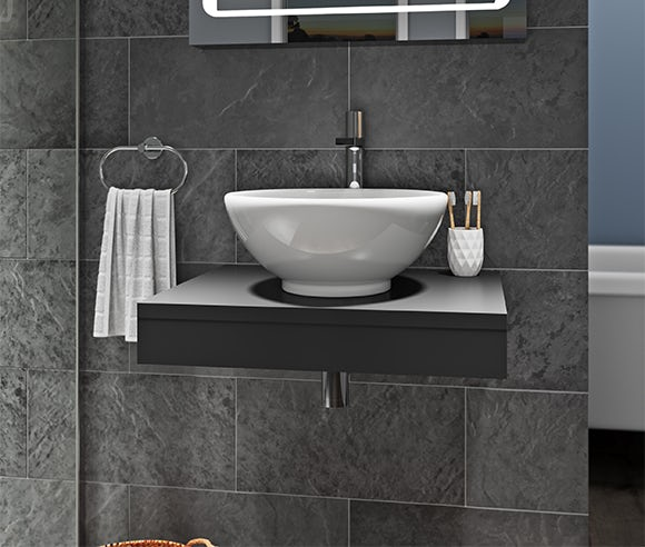 Orion bathroom furniture