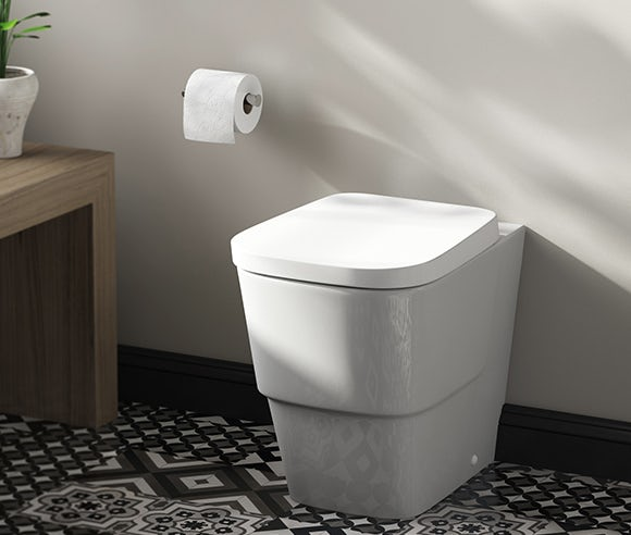 Extra 25% off selected toilets and basins