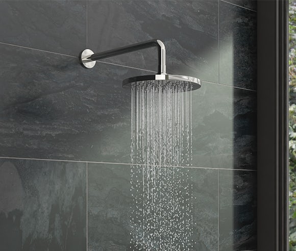 20% off all shower rails and heads
