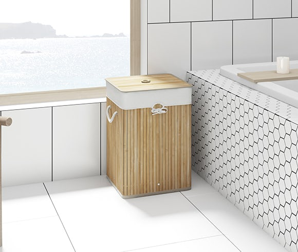 Up to 30% off laundry and storage