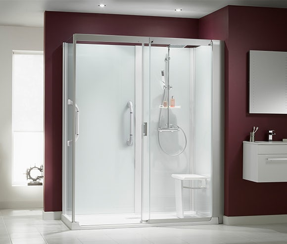 Up to 30% off Kinedo shower cabins