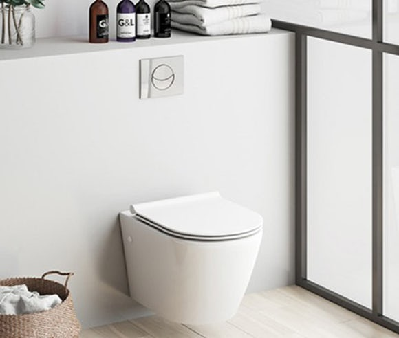 bathroom toilets. Wall hung toilets Bathroom Toilets  Toilet Systems VictoriaPlum com