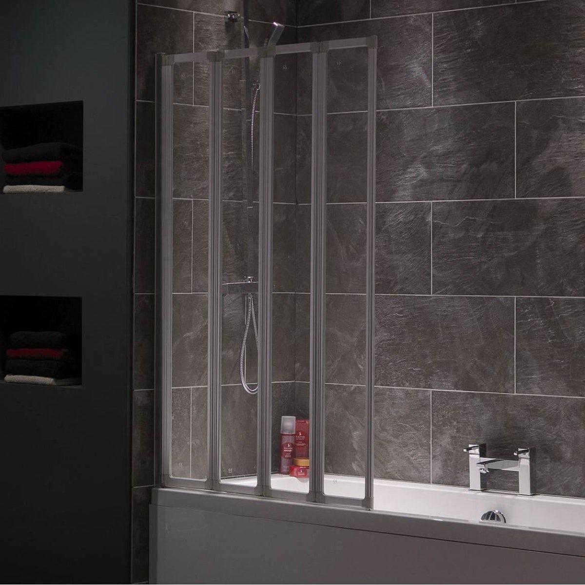 Shower bath screens