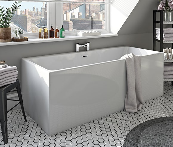 Up to 60% off contemporary baths
