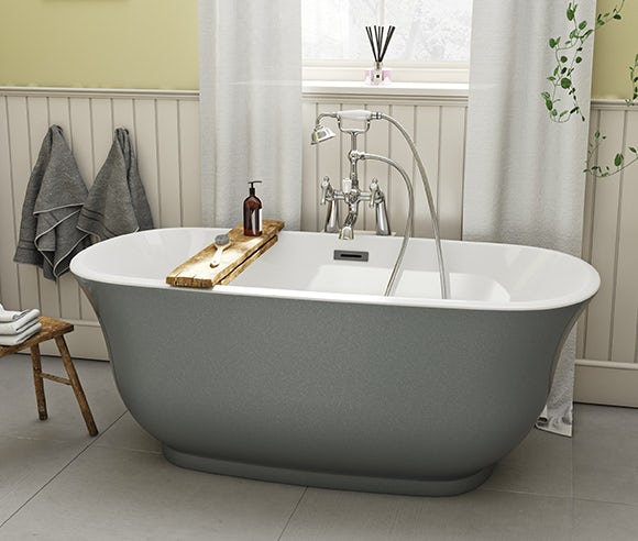 Up to 60% off selected freestanding baths