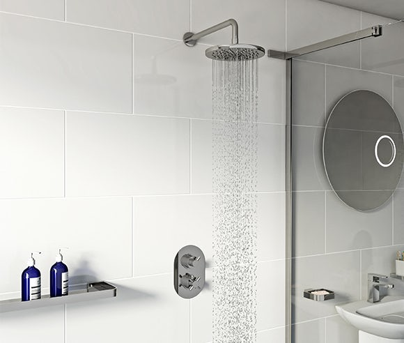 Up to 60% off luxury showers