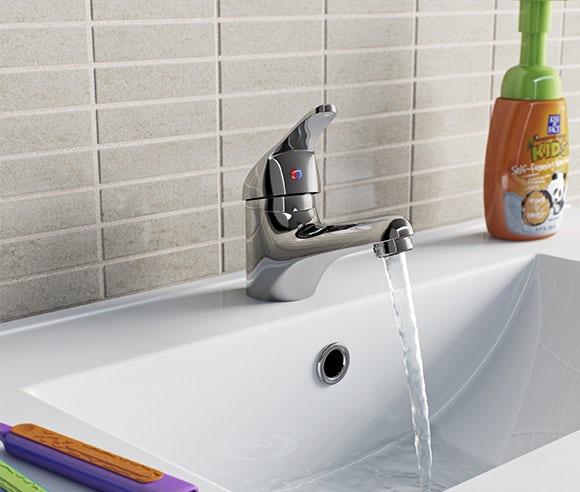 Clarity tap range