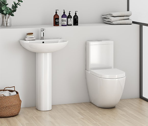 Up to 60% off complete cloakroom sets