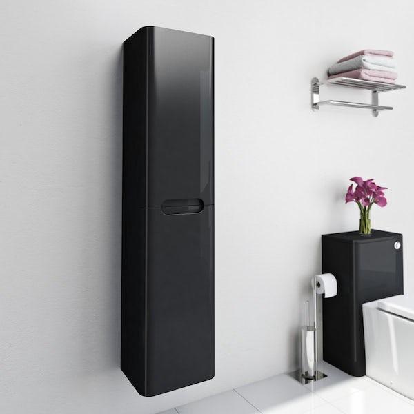 Planet Black Tall Storage Unit