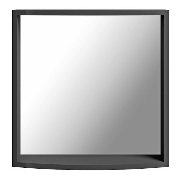 Harrison Slate Bathroom Mirror