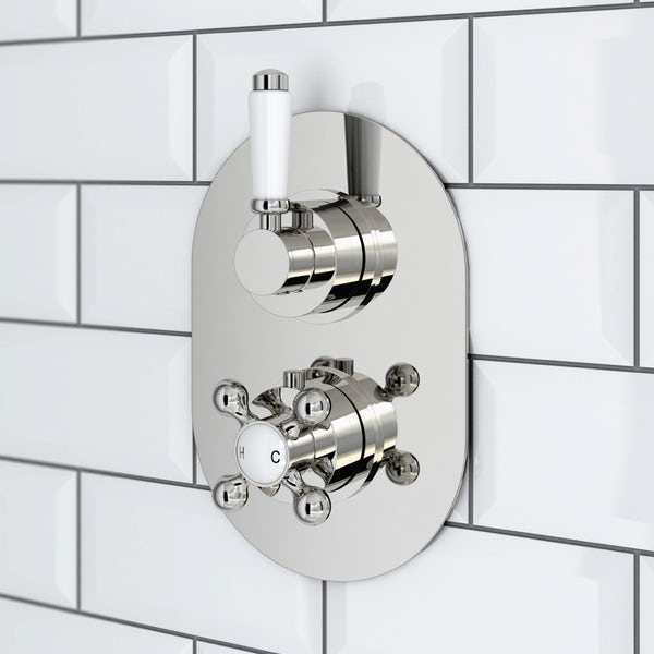 Coniston Thermostatic Shower Set