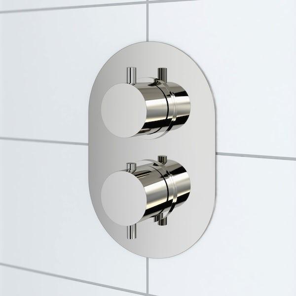 Harrison Thermostatic Shower Bath Set