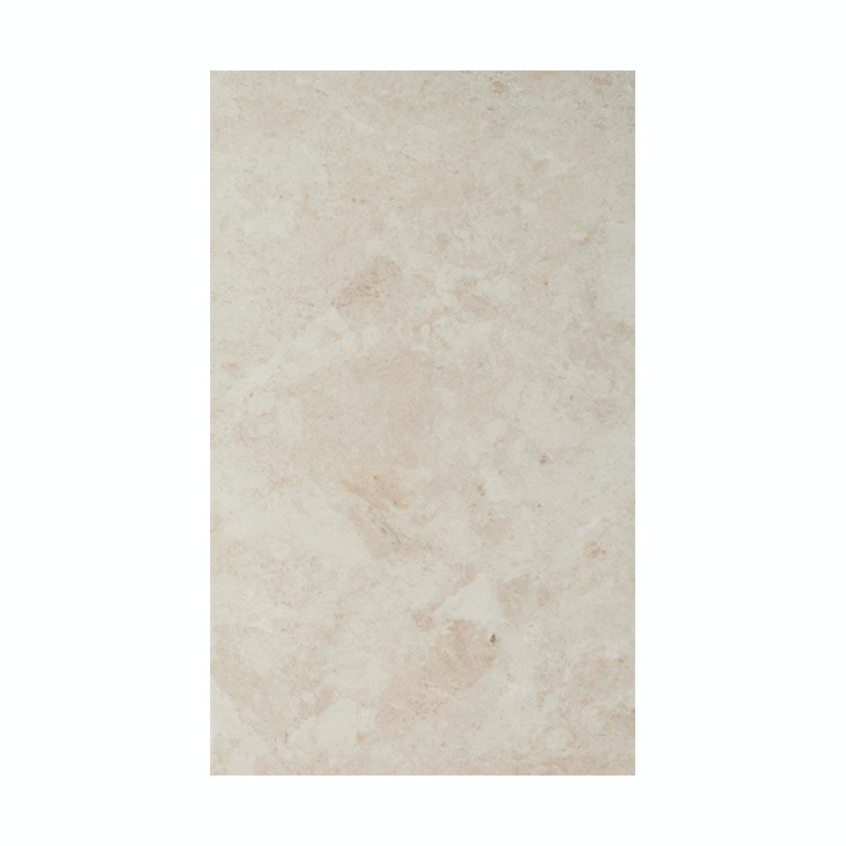 cut out of cream matt floor tile