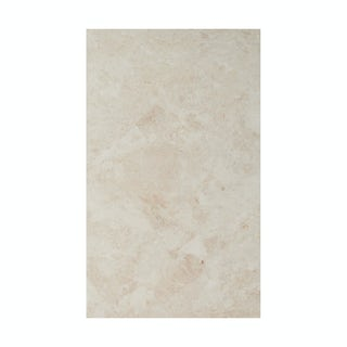 cut out of cream matt floor tile