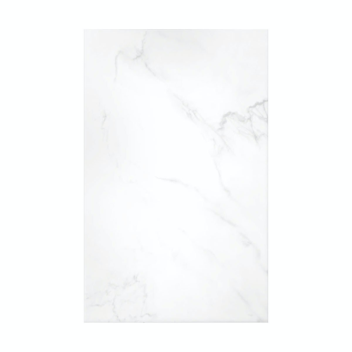 British Ceramic Tile Galaxy white gloss tile 248mm x 398mm