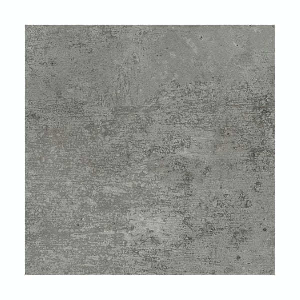 British Ceramic Tile Metropolis dark grey matt tile 331mm x 331mm