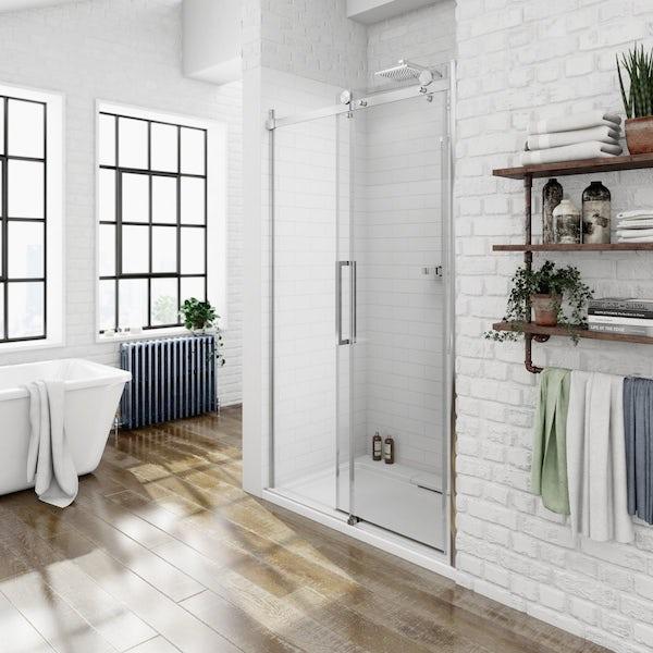 8mm frameless sliding shower door 1200 special offer for 1150mm shower door