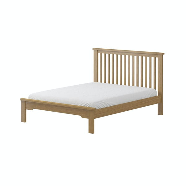 Reach for the Sky 5'0 Bed in Oak