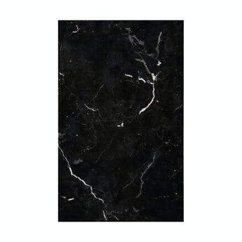 Galaxy black gloss tile 248mm x 398mm