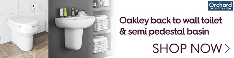 Oakley bathroom suite