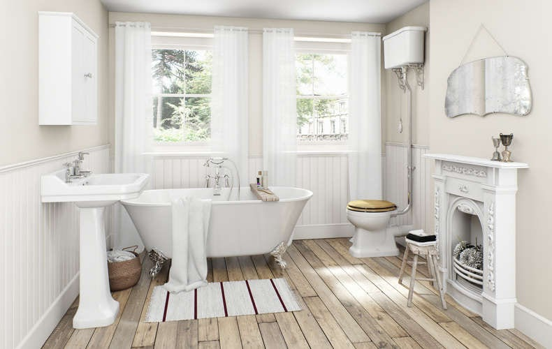Camberley bathroom suite
