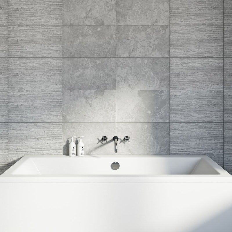 slate grey tiles bathroom grey bathroom ideas victoriaplum 20410