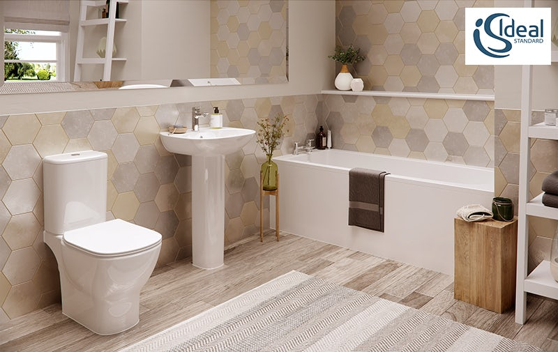 Merveilleux With 120 Years Of Manufacturing Excellence, You Can Now Purchase Ideal  Standard Bathrooms Direct From Us, Right Here At VictoriaPlum.com.