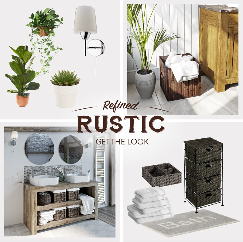 Refined Rustic accessories