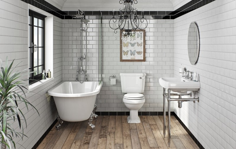 Dulwich bathroom suite