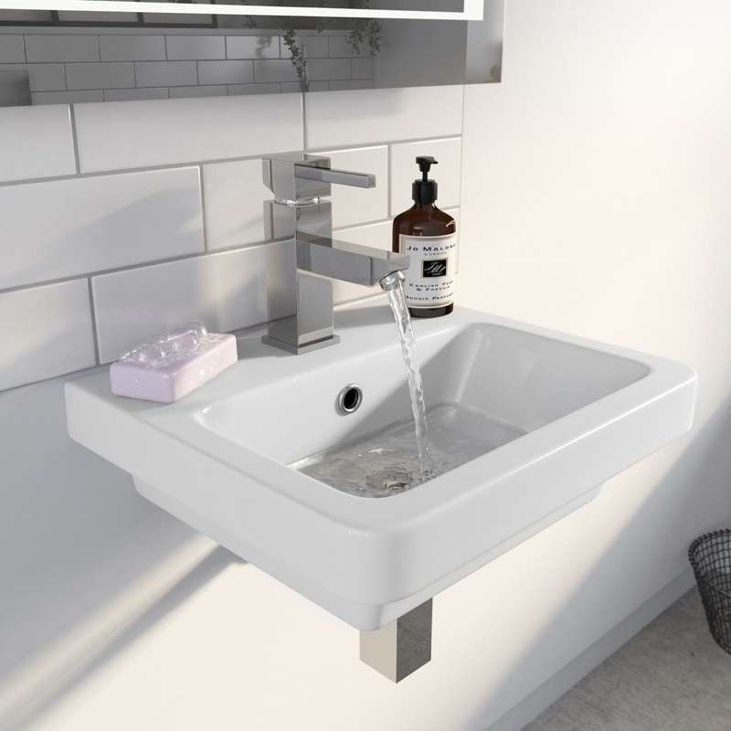 Wall Mounted Basins What You Need To Know Victoriaplum Com
