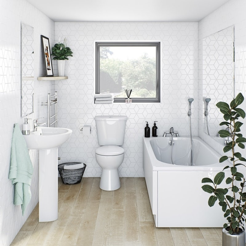 How much should you pay to have a bathroom fitted - How much does it cost to install a bathroom ...