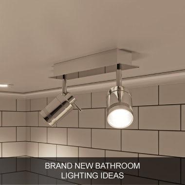 Brand new bathroom lighting ideas
