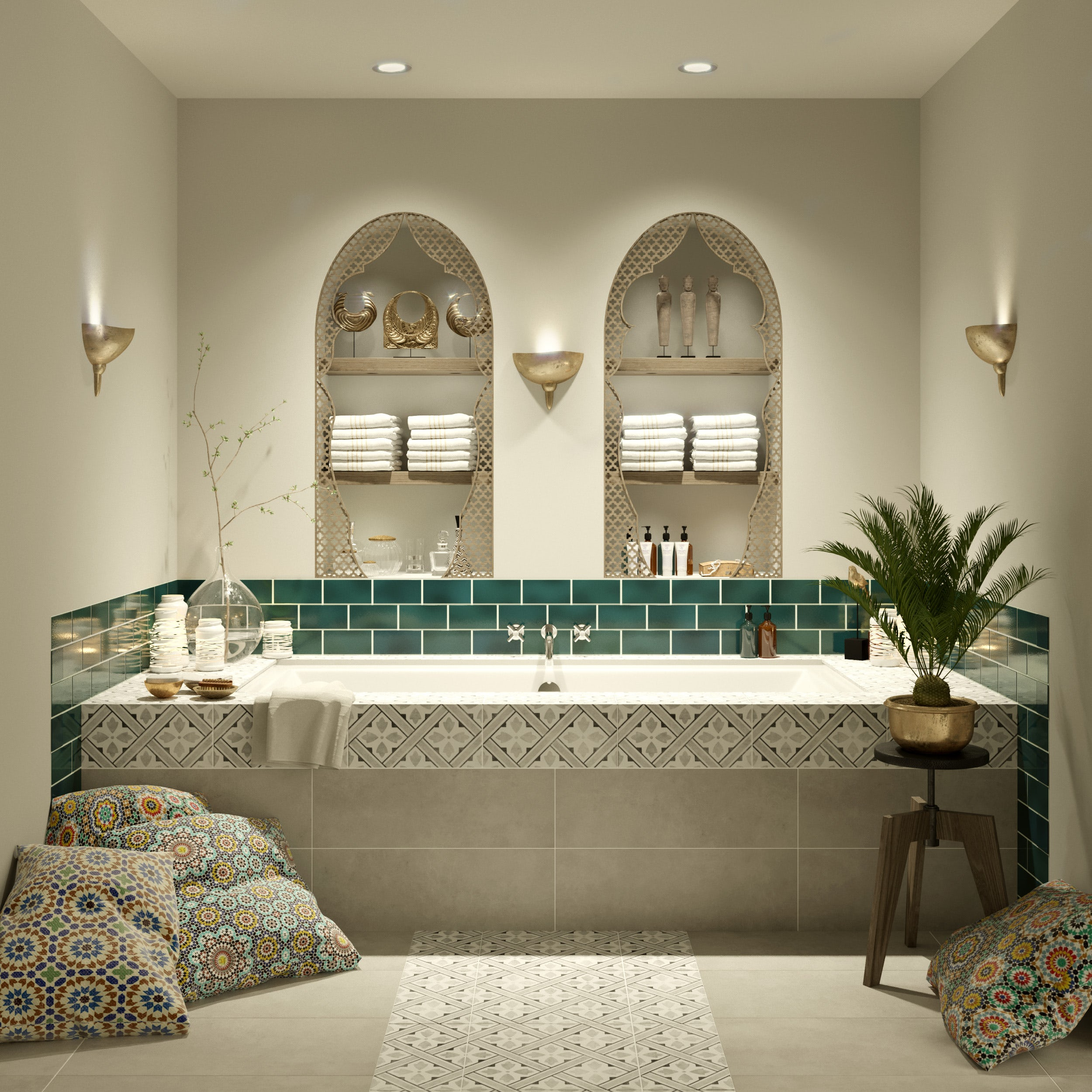 Bathroom Ideas Discover How To Create An Arabian Style Bathroom