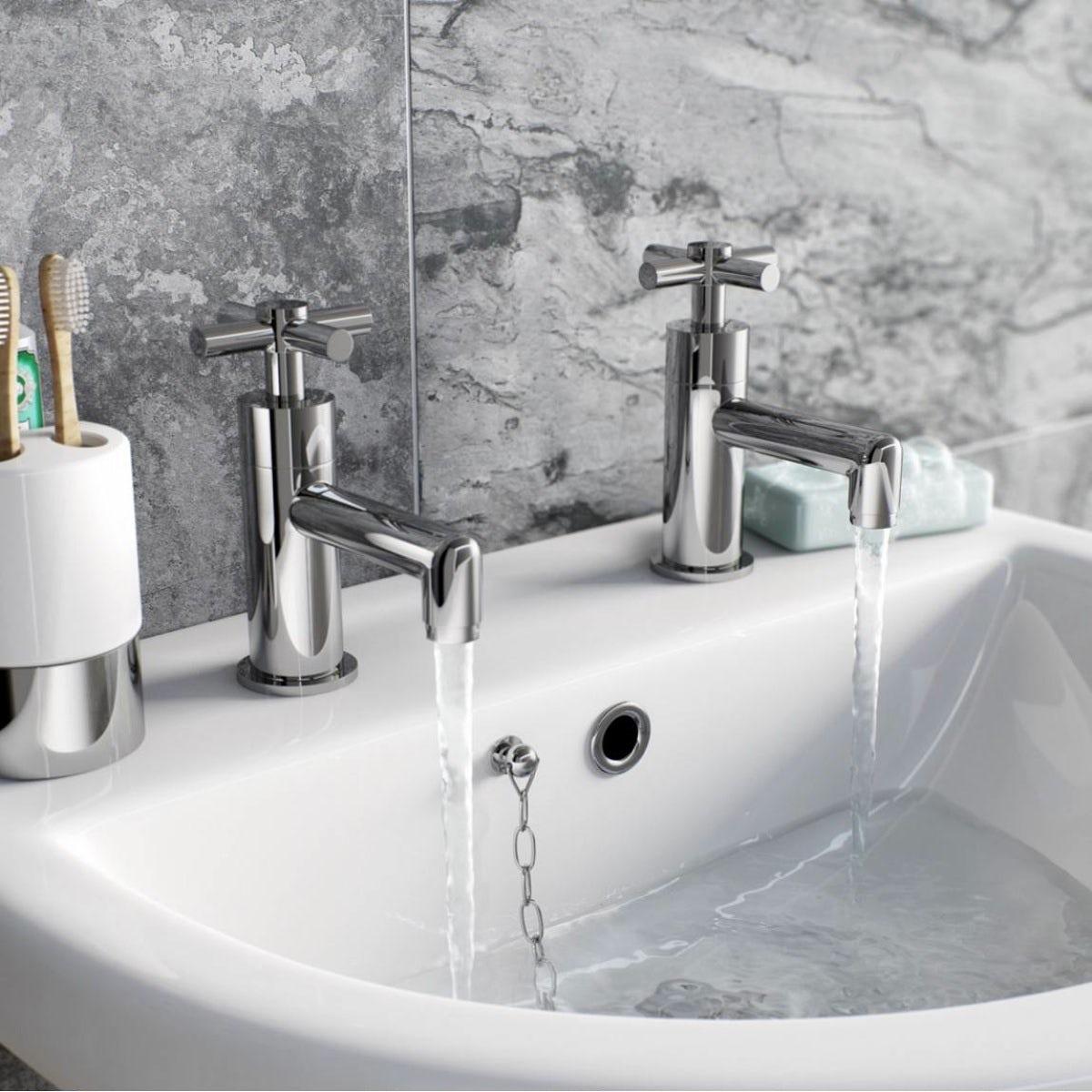 Alexa basin taps