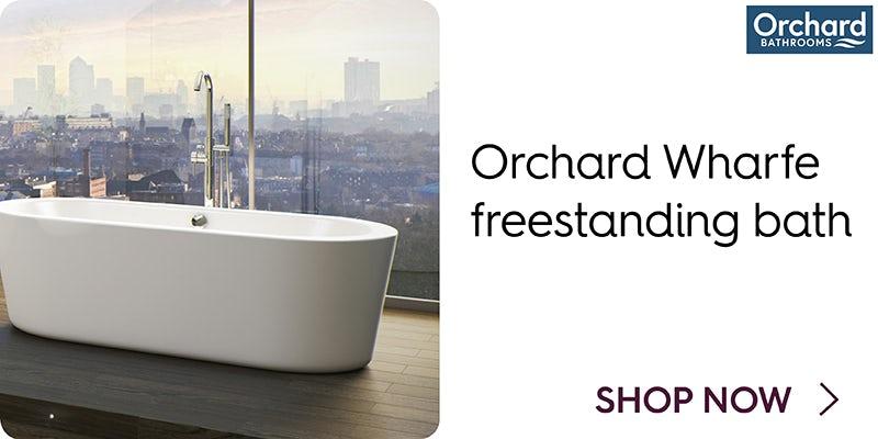 Orchard Wharfe freestanding bath