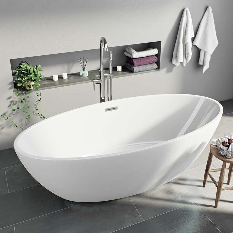 Mode Harrison freestanding bath