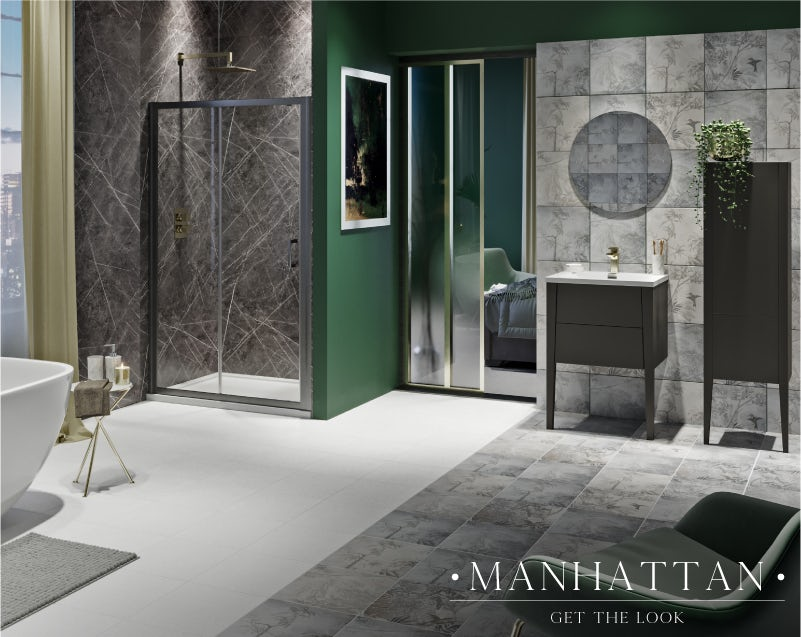Manhattan bathroom
