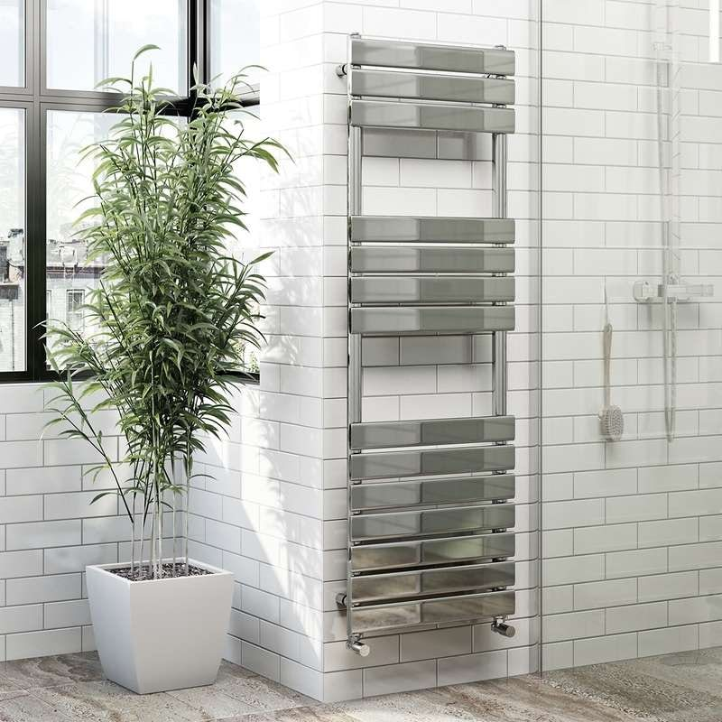 Signelle heated towel rail