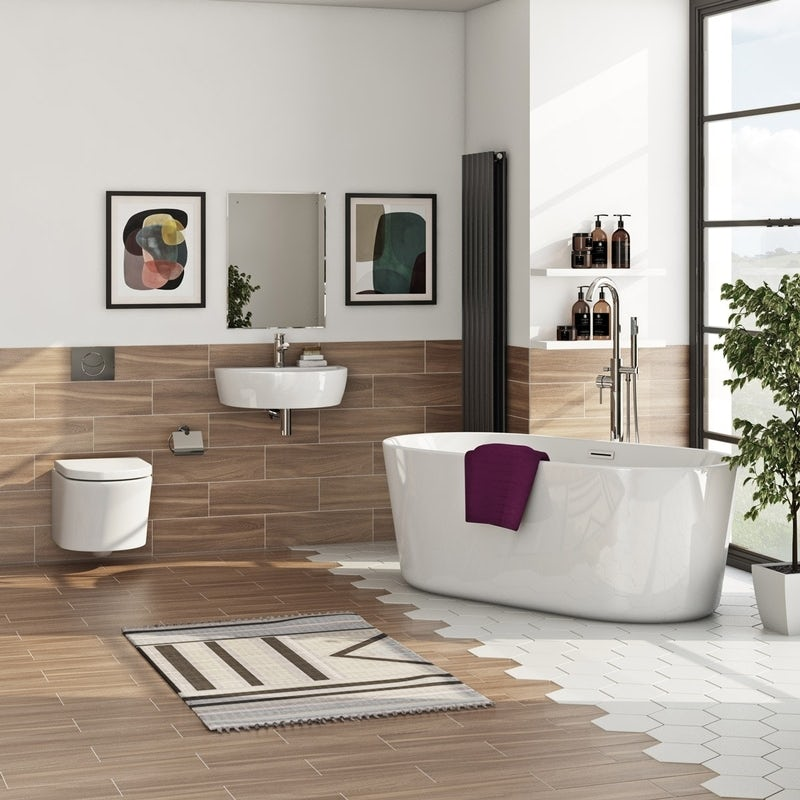 Mode Arte bathroom suite
