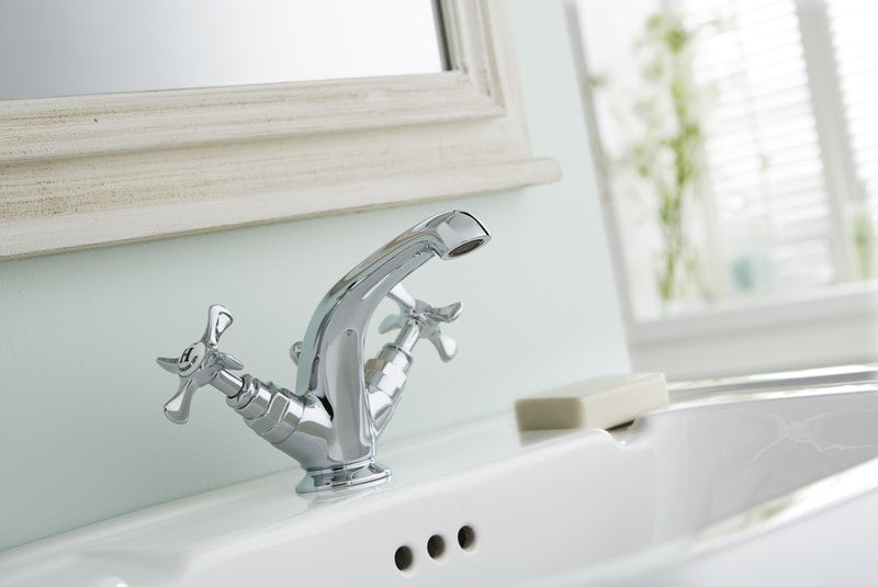 Mira Virtue basin mixer tap