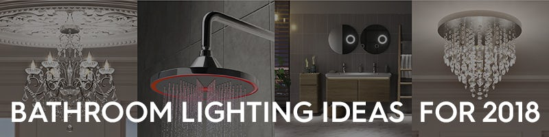 Bathroom lighting ideas 2018