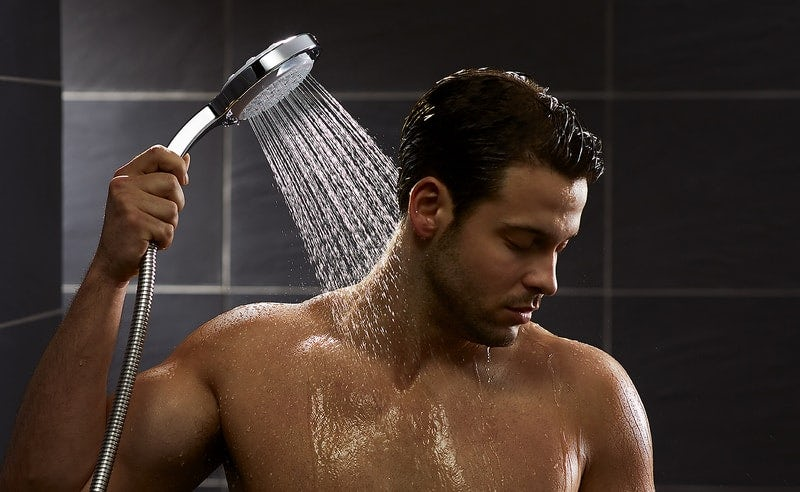 Dual outlet showers bring added flexibility to your showering experience