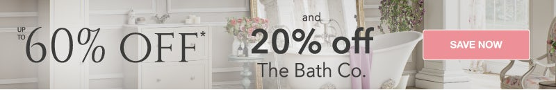 20% off The Bath Co.