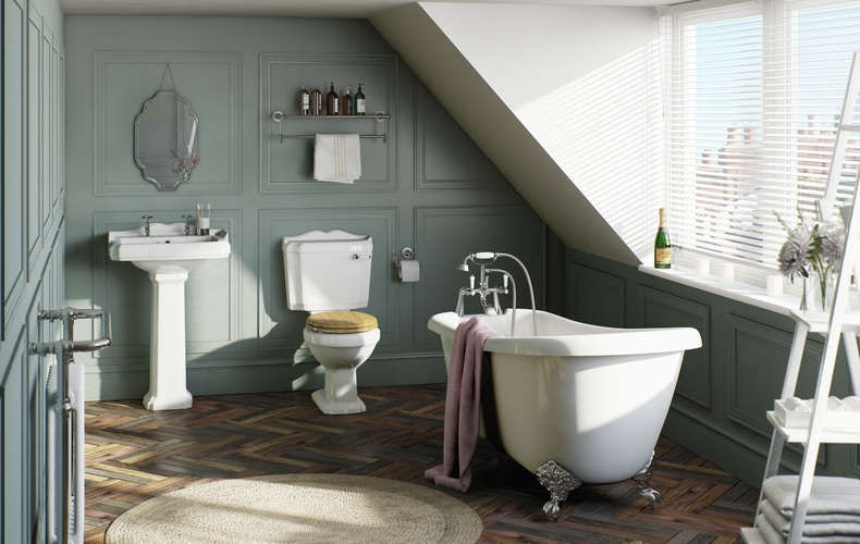 Winchester bathroom suite